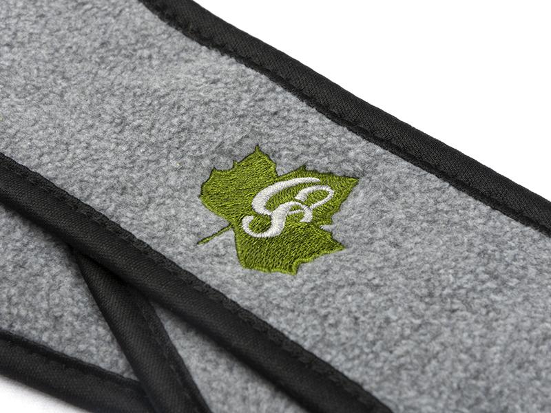 Corporate Fashion Jacke mit Stick-Logo
