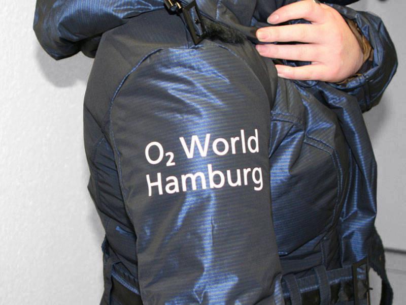 Corporate Fashion Jacke