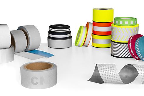 Reflektierende Materialien